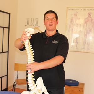Physiotherapeutin Gabriele Hupfeld